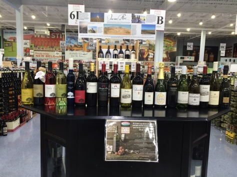 We will have over $500 worth of wine open Saturday for complimentary tastings.  We know holiday shopping can be stressful so stop in on Saturday between 1 and 4 p.m.  to try some of our favorite wine selections for the season.  And if you still need help after trying these wines ask for Matt he might have a few hidden gems to try