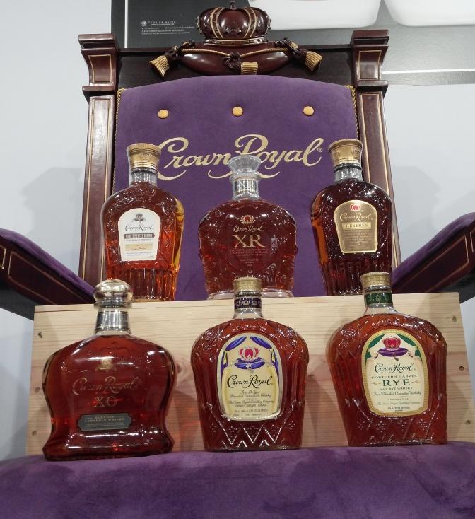 Crown Royal Whisky Portfolio Class Event