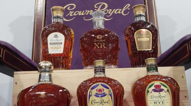 Crown Royal Whisky Portfolio Class Event