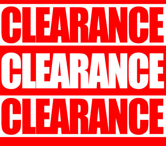 ClearanceSign
