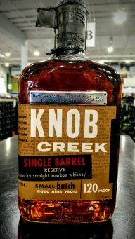 Knob Creek Single Barrel