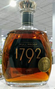 1792 full proof barrel