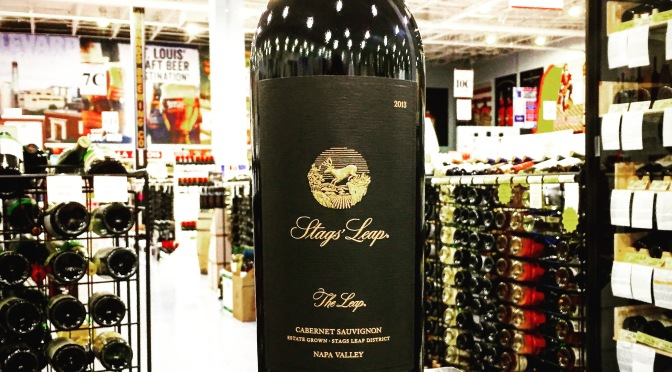 "Stags' Leap ""The Leap"" Cabernet Sauvignon 2013"