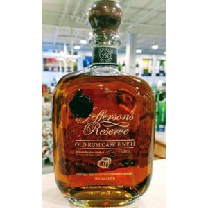 jefferson rum cask