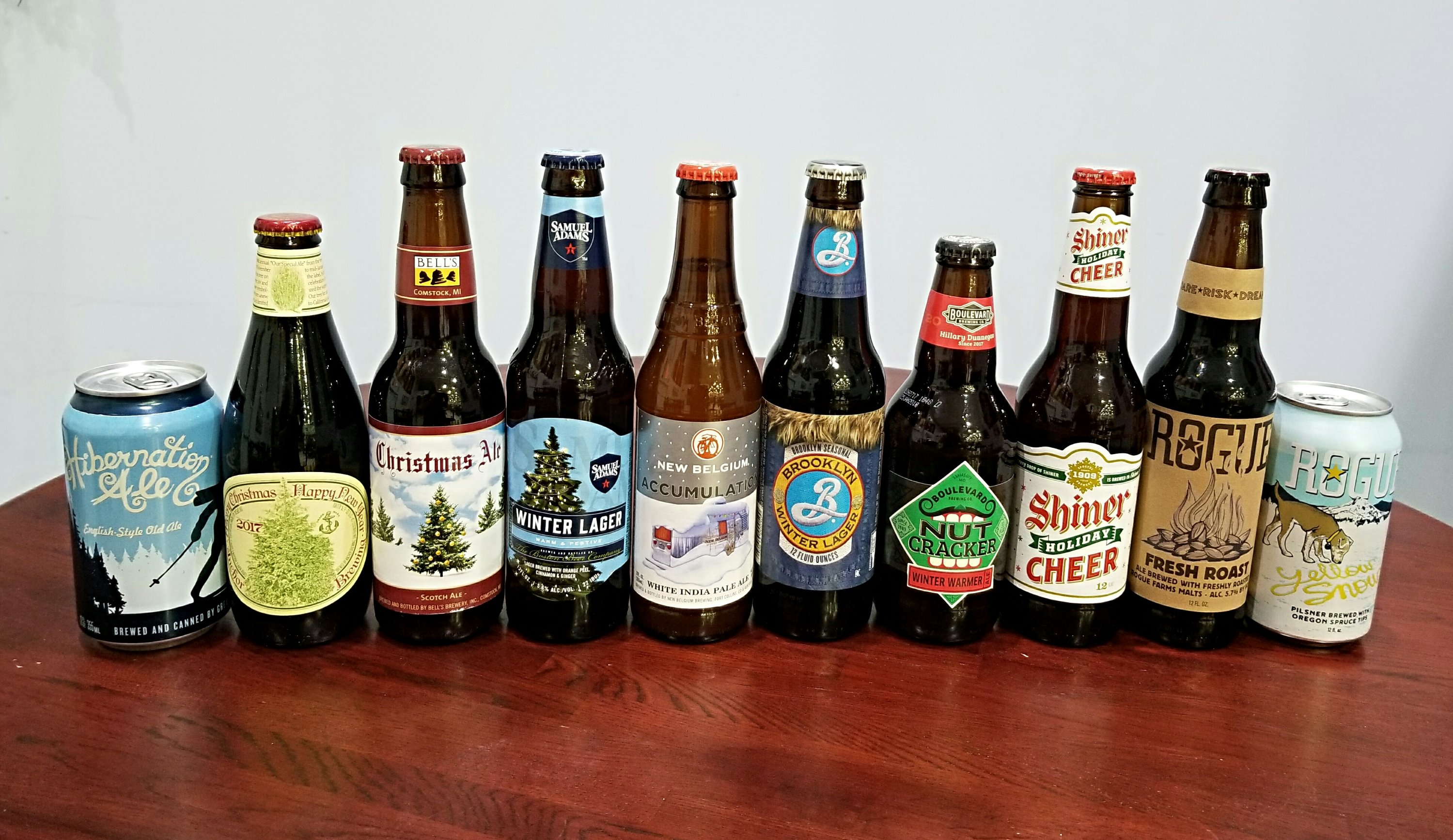 Image result for winter beers 2017