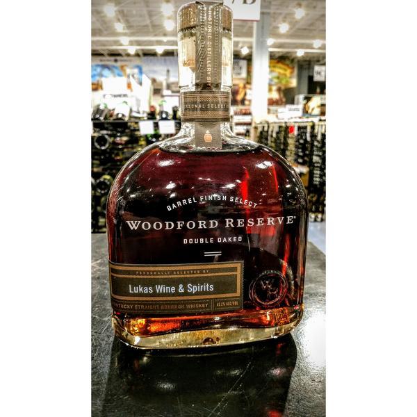 Low Stock: Woodford Reserve Double Oak Single Barrel Store Pick!