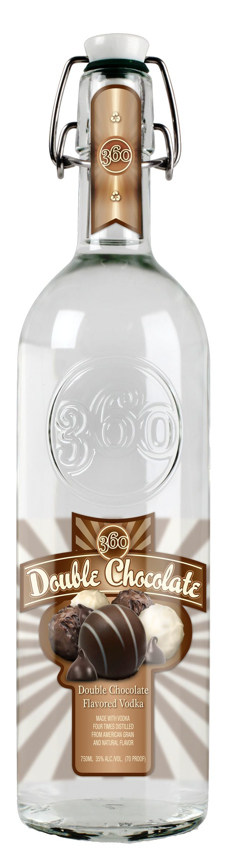 chocolate-vodka