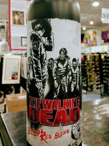 The Walking Dead Blood Red Blend