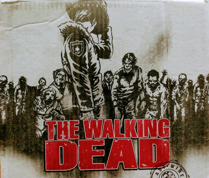 The Walking Dead Wine, New at Lukas!