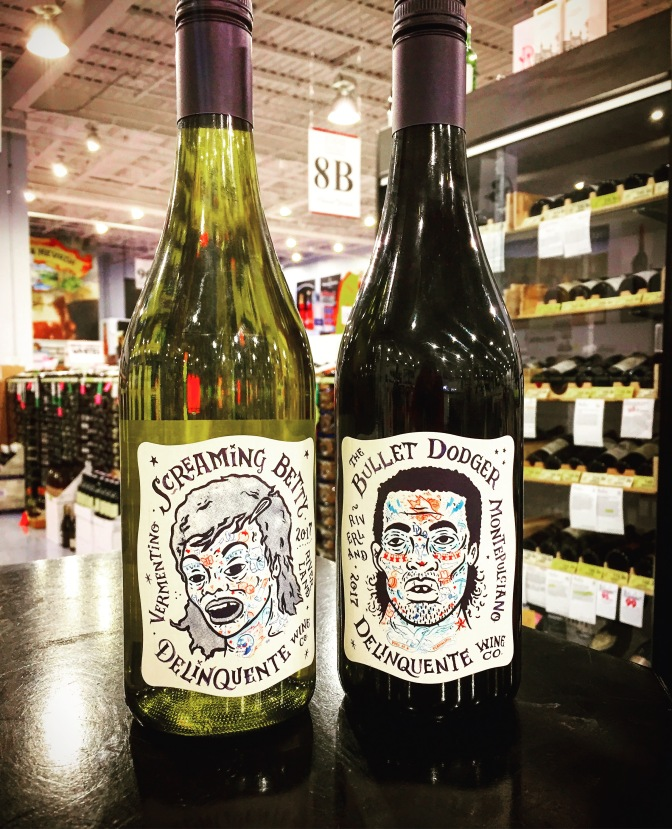 New Wine for Spring!