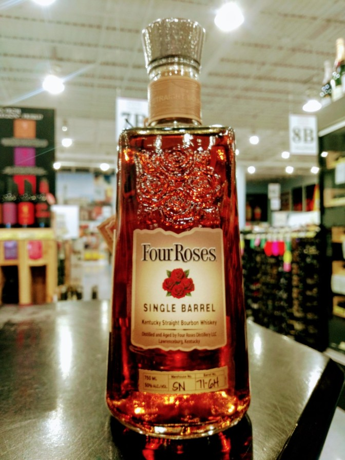 Our Four Roses Store Pick is a Hit!