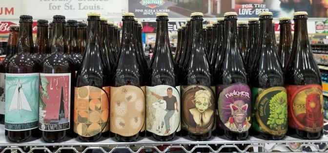 New Beer: Jester King, Jolly Pumpkin, Prairie