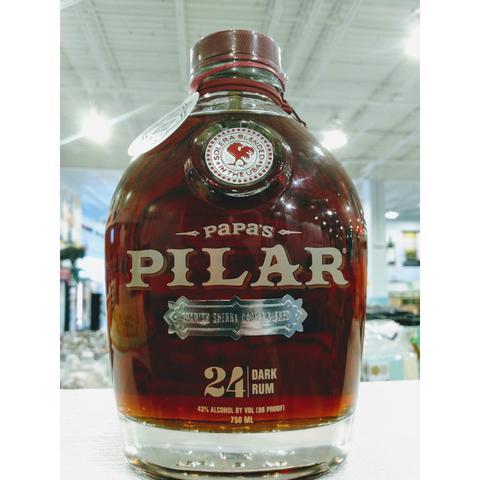 New Store Pick: Papa's Pilar Spanish Sherry Cask Finished Dark Rum