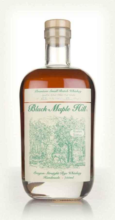 black-maple-hill-rye-whiskey