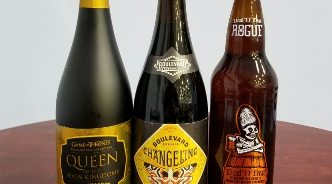 Limited Releases from Ommegang, Boulevard, and Rogue