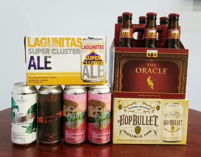 New Beer: Lagunitas, Central State, Sierra Nevada, Bell's