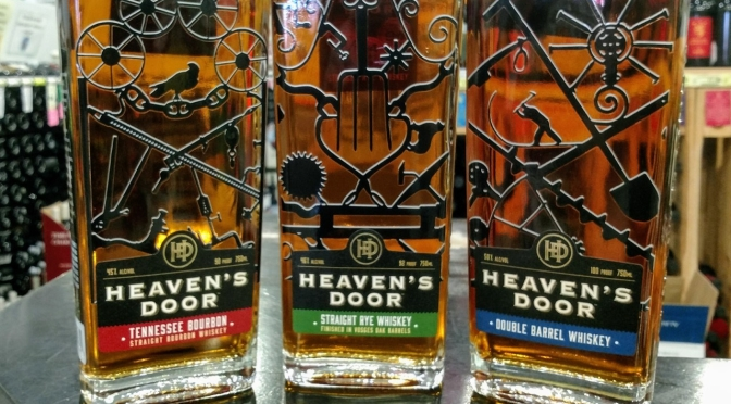 New Items: Heaven's Door Whiskey