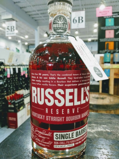 russells front