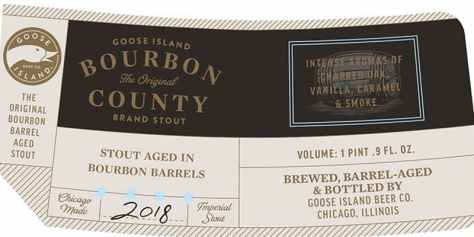 1e2aa3f10fe We are just under two weeks away for the annual release of Goose Island  Bourbon County Stout!