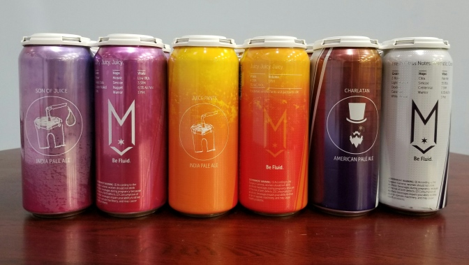 Maplewood Brewery from Chicago