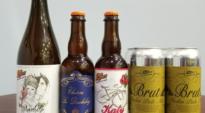Four New Beers from 2nd Shift