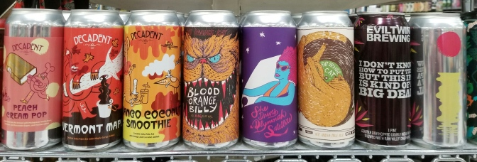 New IPAs from Fat Orange Cat, Evil Twin, and Omnipollo