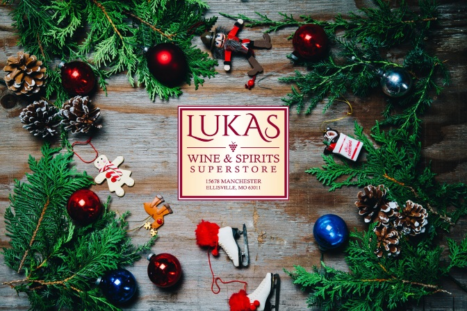 Lukas Wine & Spirits Is Your Holiday Party Headquarters!