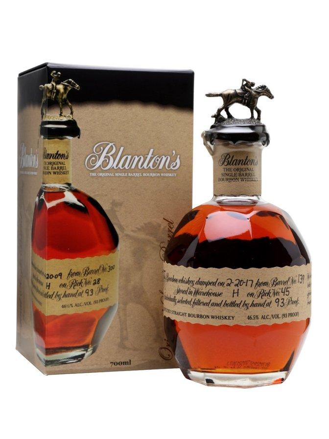 January Whiskey Pop-Up: The Big Bagged Blanton's Bonanza!