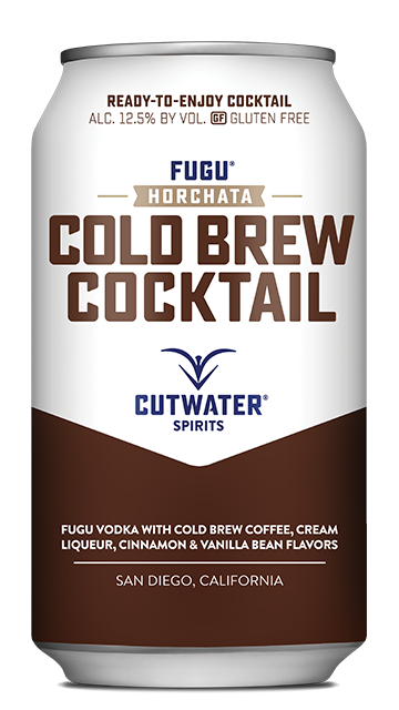 Cutwater Horchata Cold Brew!!!