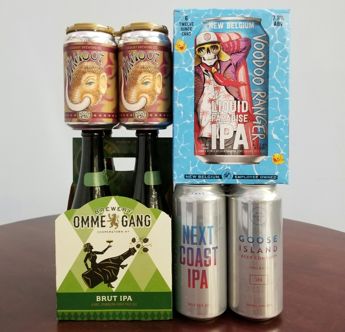 New Beer: Logboat, New Belgium, Ommegang, Goose Island