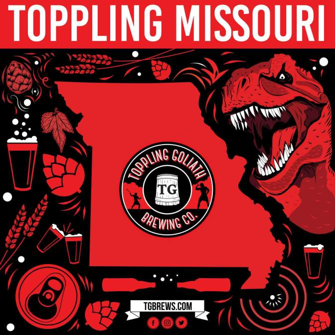 Toppling Goliath is here!