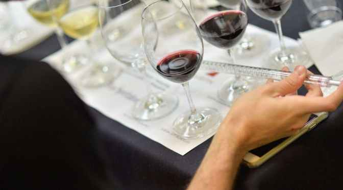 Dry Creek Winery Blending Semeinar