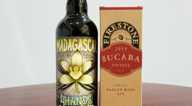 4 Hands Madagascar and Firestone Walker Sucaba
