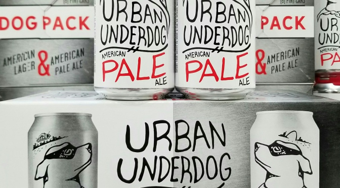 Urban Chestnut Urban Underdog American Pale Ale