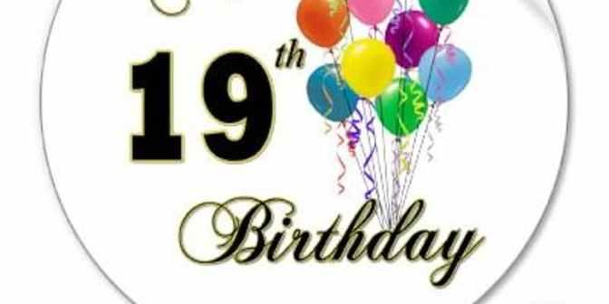 Lukas Wine & Spirits turns 19!