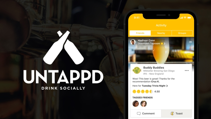Lukas is now on Untappd!