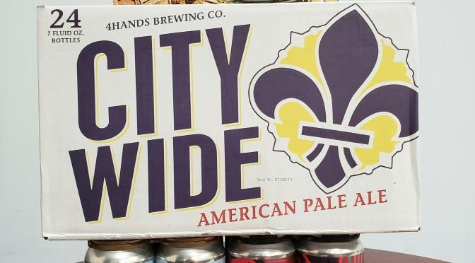 New Beer: Odell, 4 Hands, Logboat, Goose Island
