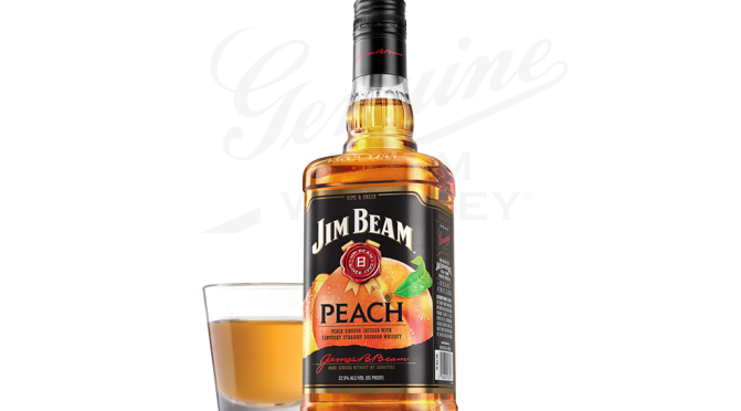 Jim Beam Peach!