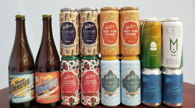 New Beer: Bruery, Maplewood, 2nd Shift