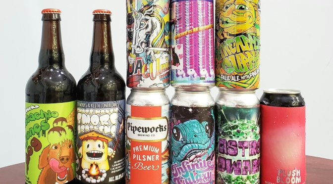 Pipeworks Beer is Here!