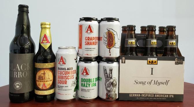 New Beer: Deschutes, Avery, Bell's