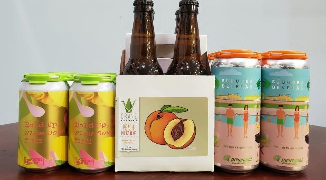 New Beer: Rockwell, Crane, Perennial